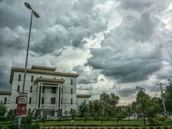 Central Library of University of Sargodha
