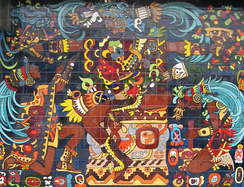 City Terrace Library Mural