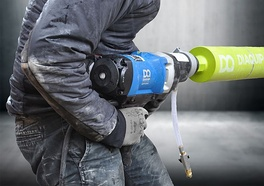 A modern highly portable core drill