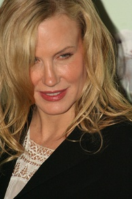 Daryl Hannah at the Farm Gala 2006