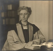 Eleanor Constance Lodge, National Portrait Gallery