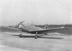 Fairchild PT-19 - Ranger L-440-1 Engine (Aircraft # 40-2418)