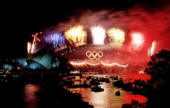 The Seven Network's telecast of the Sydney 2000 Summer Olympics' opening ceremony was one of the highest-rating programs in Australian television history.