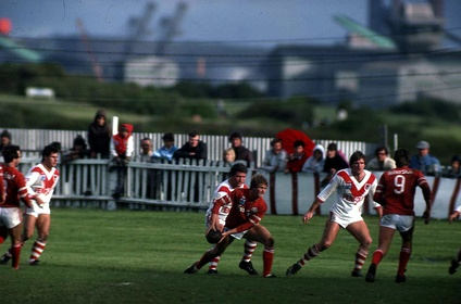 Illawarra Steelers v St George Dragons