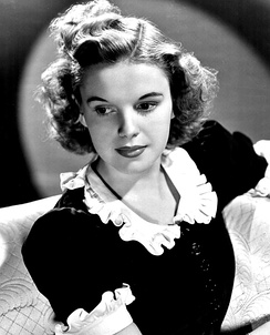Actress and singer Judy Garland is cited as one of the quintessential gay icons.
