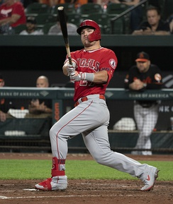 In 2019, Mike Trout signed a 12-year, $426 million contract with the Angels, the richest contract in the history of North American sports.