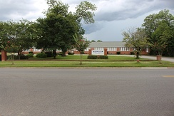 Mitchell County School District headquarters