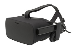 In 2014, Facebook bought Oculus VR for $2.3 billion in stock and cash,[95] which released its first consumer virtual reality headset in 2016.
