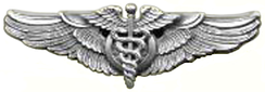 Flight Surgeon wings, Army Air Forces