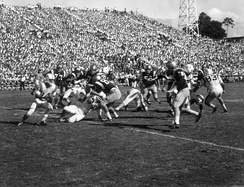 Under Peterson, the Seminoles defeated the Gators for the first time.