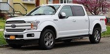 2018 F-150 Lariat SuperCrew FX4