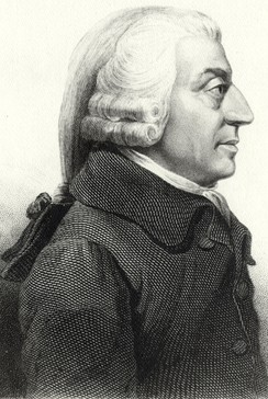 Scottish Enlightenment philosopher Adam Smith was an early enemy of cartels.
