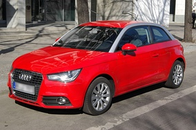 In 2012 the Vorst plant became the only plant in Europe manufacturing the Audi A1.