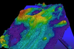 Axial Seamount is the youngest seamount of the Cobb–Eickelberg Seamount chain. Its last eruption was on 6 April 2011.[11]