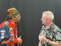 Collins and Fatboy Slim, 2008