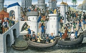 Conquest of Constantinople by the Crusaders