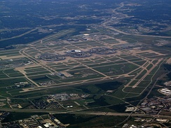 Aeropuerto Internacional de Dallas-Fort worth