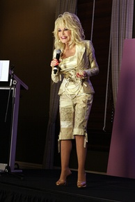 Two-time recipient Dolly Parton also won Entertainer of the Year in 1978.