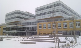 The Engineering(EME) Complex at UBC Okanagan