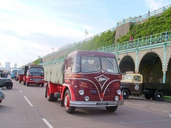 1959 Foden S20 dropside