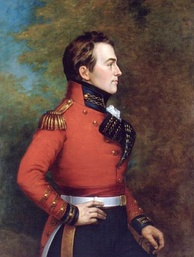 Major General Isaac Brock led a force made up of British regulars, Canadian militiamen, and Mohawk warriors during the Battle of Queenston Heights.