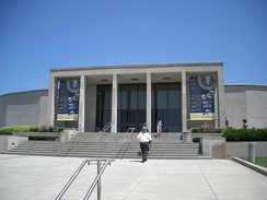 Harry S. Truman Presidential Library and Museum in Independence, Missouri