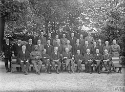 Imperial War Cabinet, June 1918