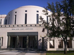 Indian River County Courthouse in Vero Beach