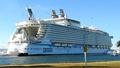 «Оазис морей» на пути в Форт Лодердейл, после двухнедельного перехода через Атлантику