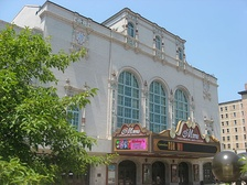 Morris Performing Arts Center in South Bend