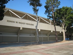North side of Pauley Pavilion prior to the 2011-12 renovation