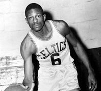 Bill Russell starred on 11 NBA title teams in 13 years as a Celtic
