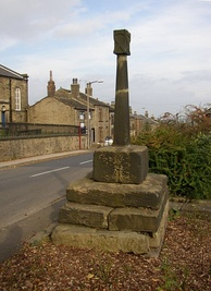 Stainland Cross