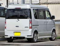 Suzuki Every Wagon PZ Turbo Special Hi-Roof 4WD (facelift)