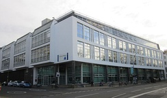 Grand Parade Building, designed by Percy Billington between 1962 and 1967 for Brighton Polytechnic