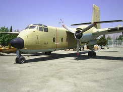 The only Iranian DHC-4 Caribou
