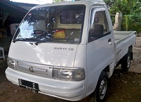 Suzuki Carry 1.5 (SL415; 2005 facelift)