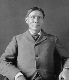 Charles Eastman was one of the first Native Americans to become certified as a medical doctor, after he graduated from Boston University.[234][235]