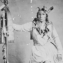 Little Crow, Dakota chief