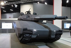 PL-01 stealth ground vehicle