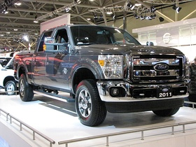 Ford 2011 Super Duty Pickup Truck.jpg