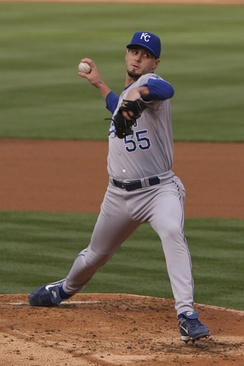 Gil Meche was the Kansas City Royals' Opening Day starting pitcher in 2007, 2008 and 2009.