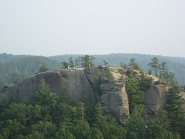 Red River Gorge is one of Kentucky's most visited places