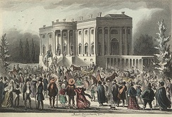 March 4, 1829: Andrew Jackson inaugurated President