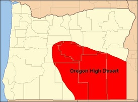 Oregon's High Desert.