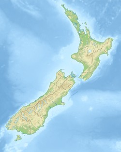 Auckland is located in New Zealand