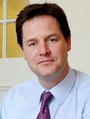 Nick Clegg (Fellow, 1989–90) Deputy Prime Minister of the United Kingdom