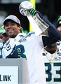 Russell Wilson - Super Bowl XLVIII champion and Seattle Seahawks quarterback