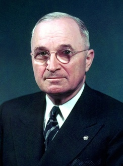 Harry Truman is the only President from Missouri and a Democrat.