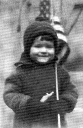Orson Welles at age three (1918)